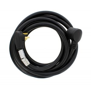 ABN Welding Cable 20 Ft 8 WG Welding Cord