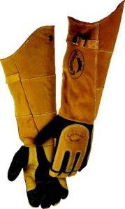 Caiman 21-inch OSFA Welding Gloves