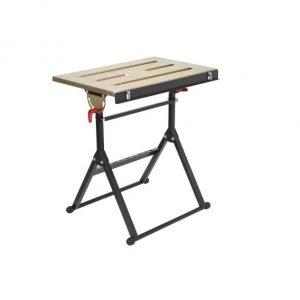 Chicago Electric Welding Adjustable Steel Welding Table