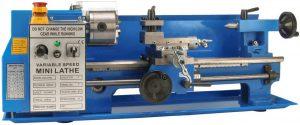 Erie Tools Precision Bench Top Mini Metal Milling Lathe