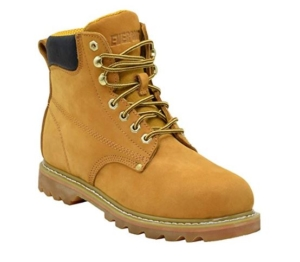 Ever Boots Tank Men's Soft Toe Oil Full Grain Leather Work Boots