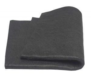Hansway High Temp Felt Carbon Fiber Welding Blanket