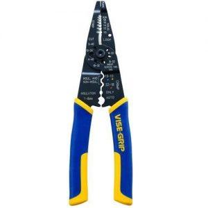 Irwin Vise-Grip Multi-Tool Wire Stripper/Crimper/Cutter