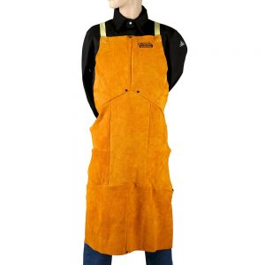 Lincoln Electric One-Size Flame-Resistant Welding Apron