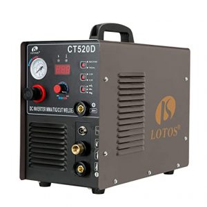 Lotos CT520D 3-in-1 Combo Welding Machine