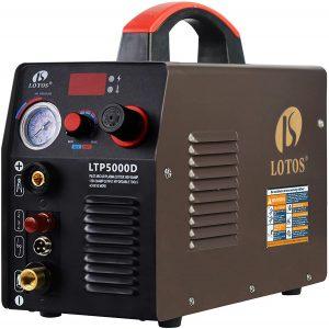 Lotos Technology Non-Touch 50a Pilot Arc Plasma Cutter