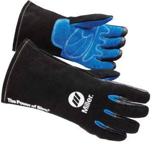 Miller Electric Arc Armor MIG/Stick Welding Gloves