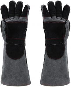 NKTM Heat/Wear Resistant Welding Gloves