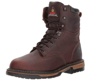 Rocky IronClad 8-Inch Work Boot