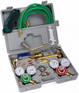 Xtremepower US Harris Type Oxy Acetylene Welding Cutting Torch Kit