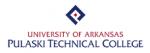 Pulaski Technical College  logo