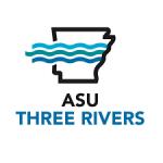 ASU Three Rivers  logo