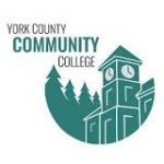 York County Community College  logo