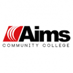 Aims Community College  logo