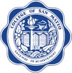 College of San Mateo  logo