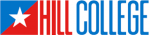 Hill College  logo